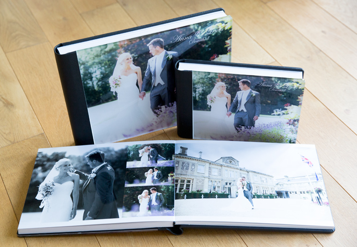 wedding album packages essex