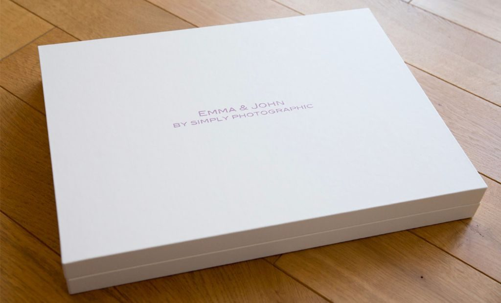 Wedding photobooks essex