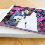 Wedding photo booklet essex